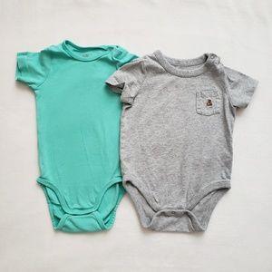 Baby Gap/ H&M Onesies
